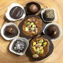 Dry fruits chocolates