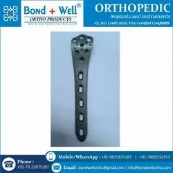 Orthopedic Distal Femur Locking Plate