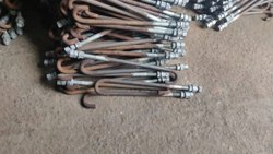 Mild Steel Ms,Hot Dip And Plating Foundation Bolts, L-Bolts, J-Bolts