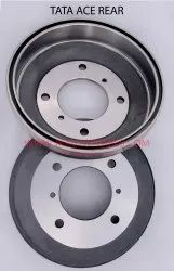 Brake Drum for TATA ACE REAR