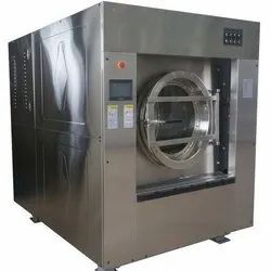 Wash Care Vertical Washing Machine, Rated Capacity: 80 Kg, Front Loading