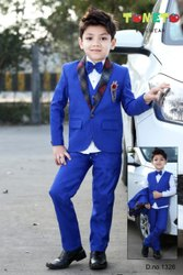 Cotton Blazers & Coats BOYS FANCY BLEZER SUIT, Size: 1*5 YEARS