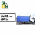 Canvas Woven Truck Tarpaulin