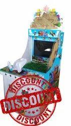 Castle Adventure Arcade Game Machine
