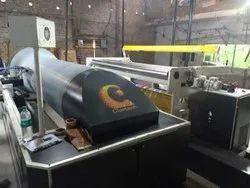 Sectional Warping Machine For Filament Yarn