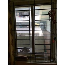 Ms Window Grill, For Commercial & Residential, Square