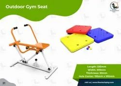 Commercial Outdoor Gym Seat