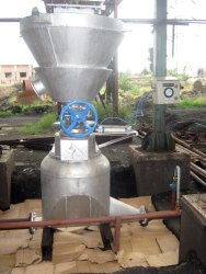 Mild Steel Surge Hopper