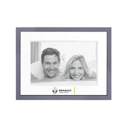 Wooden Brown Colored Photo Frame, For Gift, Size: 8.5x6.5