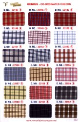22152 School Uniform Shirting Fabric