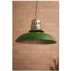 Warm White Metal Hanging Pendant Lamp