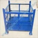 STACK-ABLE WIRE MESH PALLET