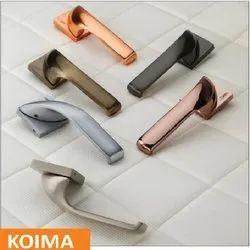 Koima Brass Mortise Handle