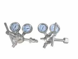 Hydrogen Gas  Pressure Gas Regulators