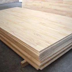 Pine Wood Glued Panel