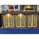 Wooden Chat Catering Counter