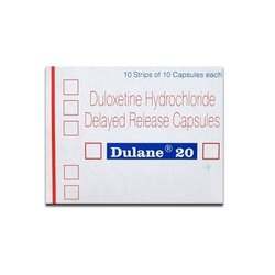 20 Mg Duloxetine Hydrochloride Capsules