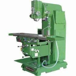 Bharat Vertical Milling Machine