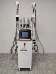 Cryolipolysis Machine With 4 Handles