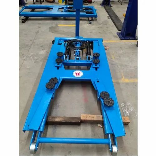 MCT-GHPL27 Low Rise Lift