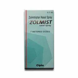 Zolmitriptan Nasal Spray