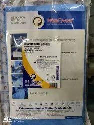 Cesarean Drape (Iodine) 160x250 Cm