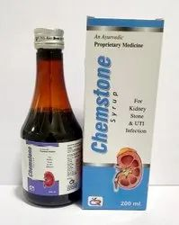 Stone Removing Syrups Uses, Packaging Size: 200ml