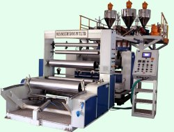 Stretch Film Machinery Exporter