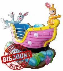 Rabbit Kids Mini Surfer Amusement Ride Game