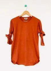 Lycra Mens Full Sleeve T-Shirt