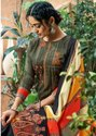 RADHIKA KASHMIRI SHAWL BY SUMYRA PURE PASHMINA WINTER SUITS WHOLESALER