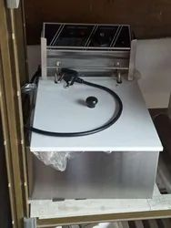 Commercial S.S Single Deep Fryer 5 ltr