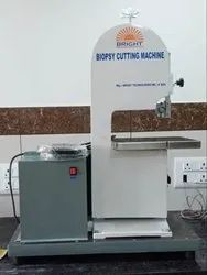 Biopsy cutting machine