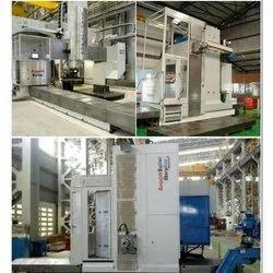 Asquith Butler Sharpline Floor Boring CNC Machine, Automation Grade: Automatic