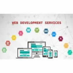 PHP/JavaScript Website Development Services, With 24*7 Support