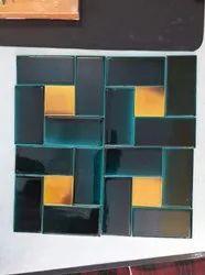 Black Handmade Ceramic Tiles
