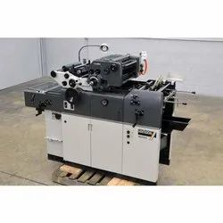 Hamada 600 CD Mini Offset Printing Machine