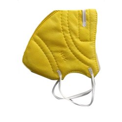 Reusable Yellow N95 Protective Face Mask
