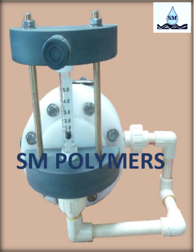 Cylinder Mounted Chlorinator - SM-117