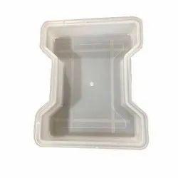 I Shape Plastic Paver Molds