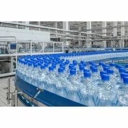 Semi-Automatic Mineral Water Bottling Plant