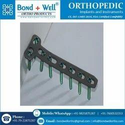 Orthopedic T Plate