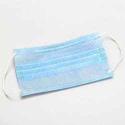 Disposable Non Woven Face Mask, Number of Layers: 2
