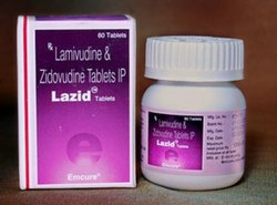 Zidovudine Lamivudine Lazid