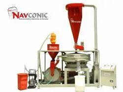 PVC Pulverizer Machine