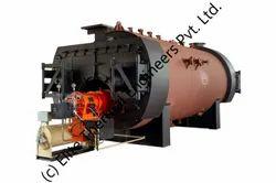Oil Fired IBR Boiler