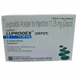 11.25 Mg Luprodex Leuprolide Injection