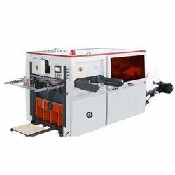 Paper Cup Blank Punching Machine