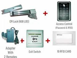 Electromagnetic Lock Set