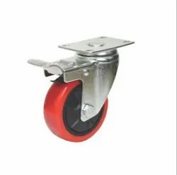 157 mm Swivel RXM Series Castor Wheel